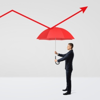 Man with umbrella_turning losses into profits with a freight forwarder_BCR_333.jpg